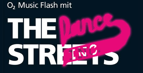 The Dance Inc. Vs The Streets